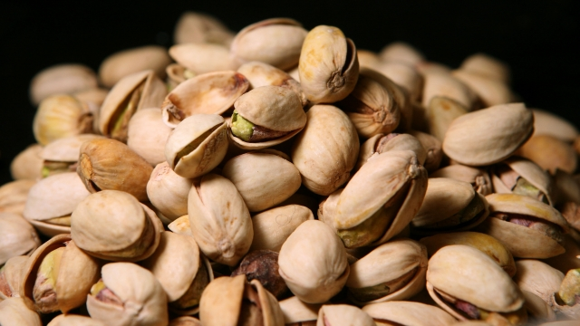 Salmonella Outbreak in 9 States Linked to Pistachios