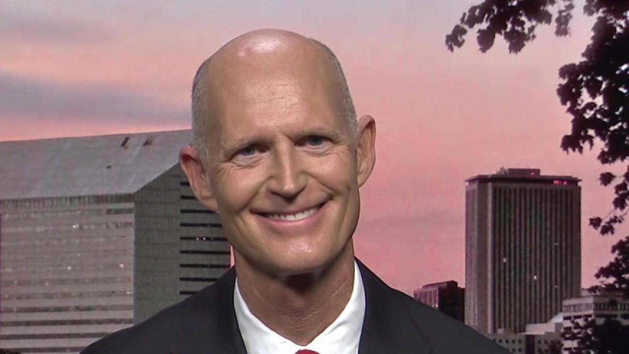 Florida Governor Explains Why He Hasn't Endorsed