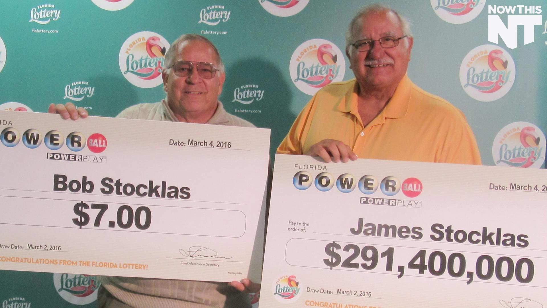 These Two Brothers Just Won The Lottery At The Same Time