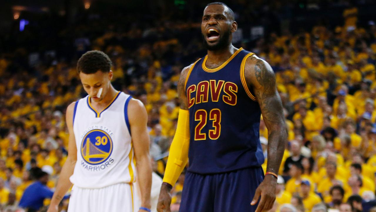 LeBron James Defends Stephen Curry from NBA Criticism