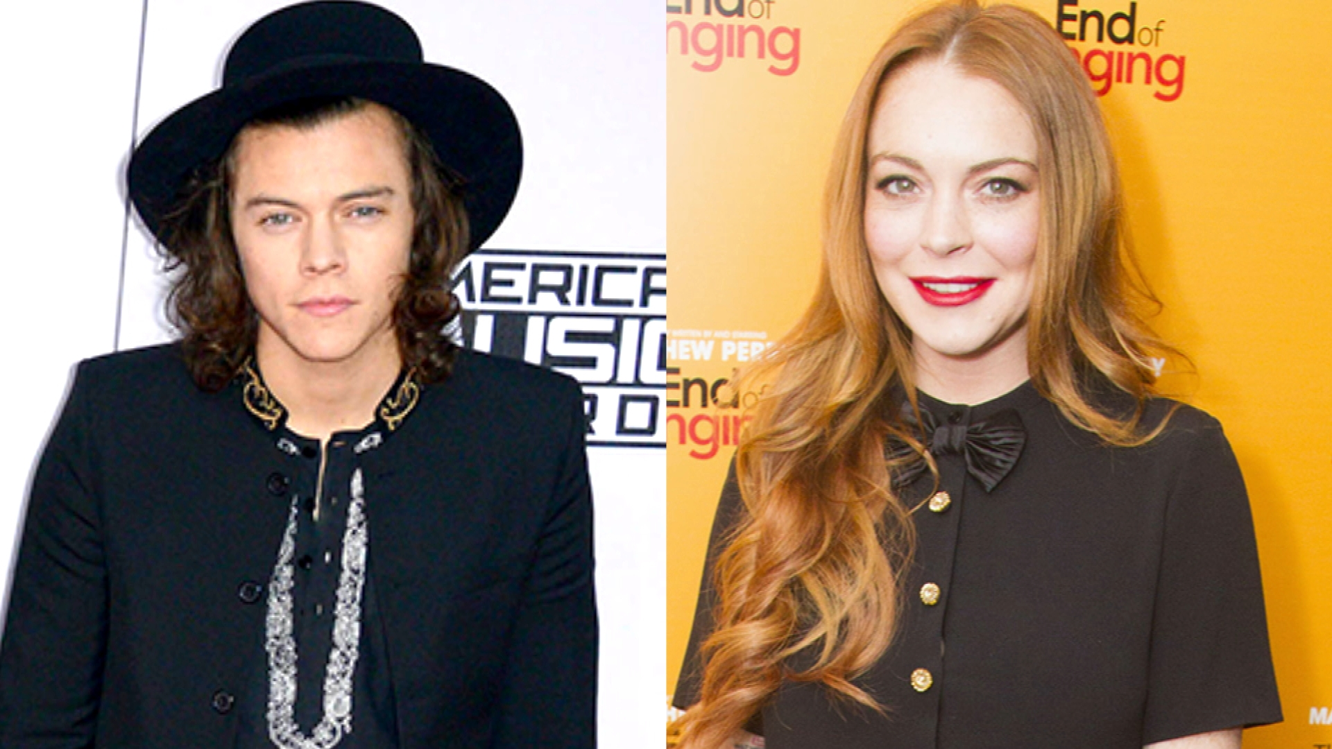 Lindsay Lohan Claims She Turned Down Harry Styles
