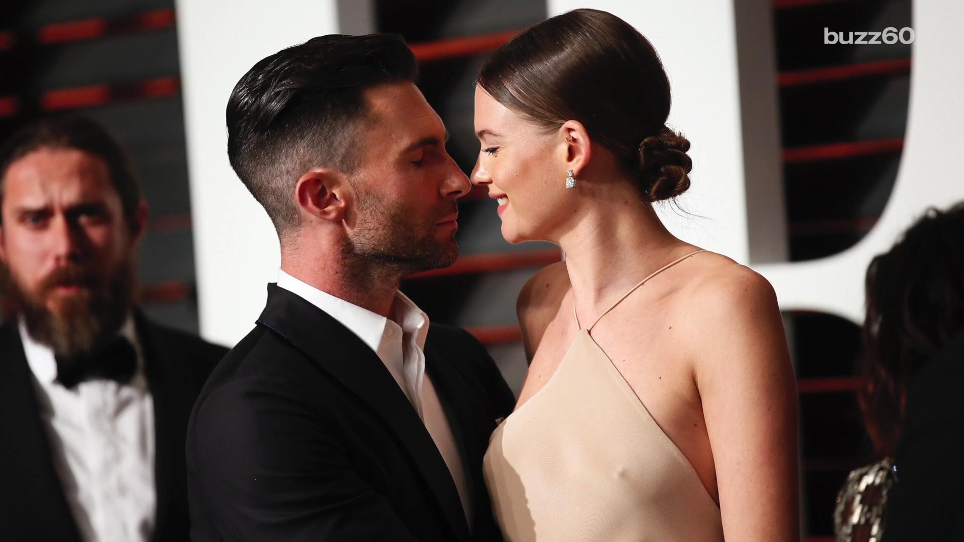 Adam Levine & Behati Prinsloo Reportedly Expecting First Child