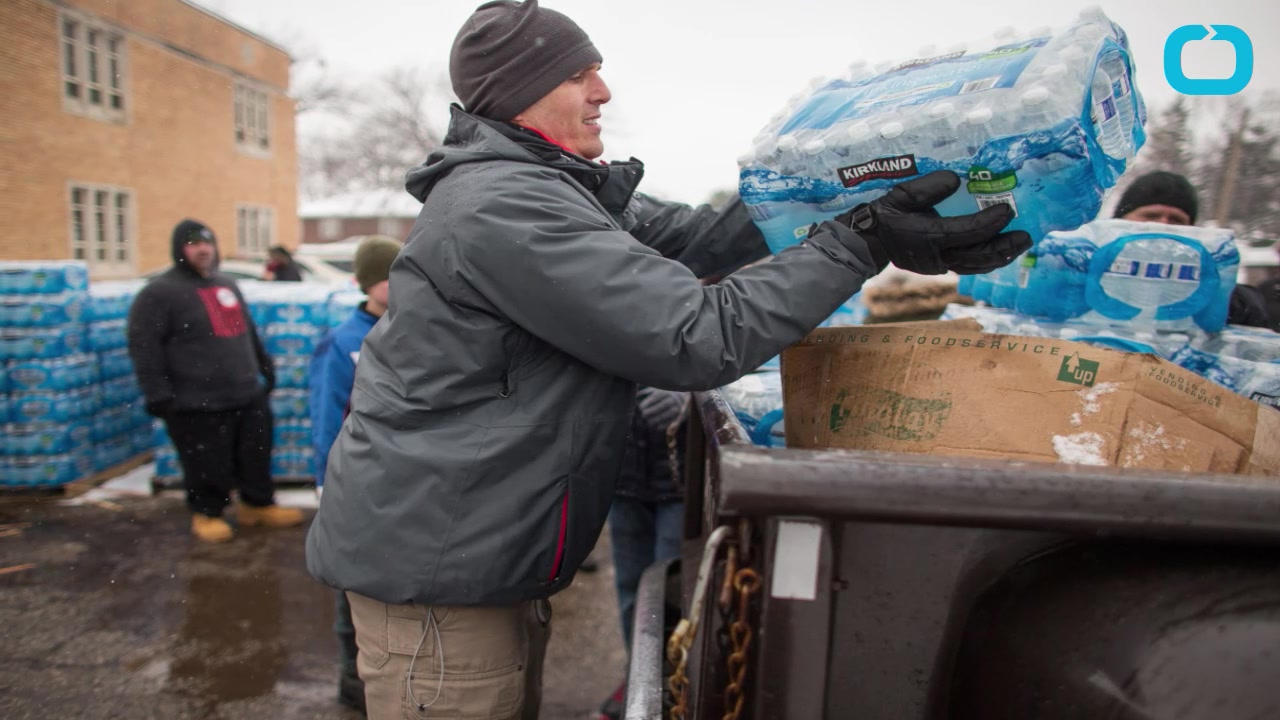 Flint Residents Won't Have To Pay Anymore For Poisoned Water