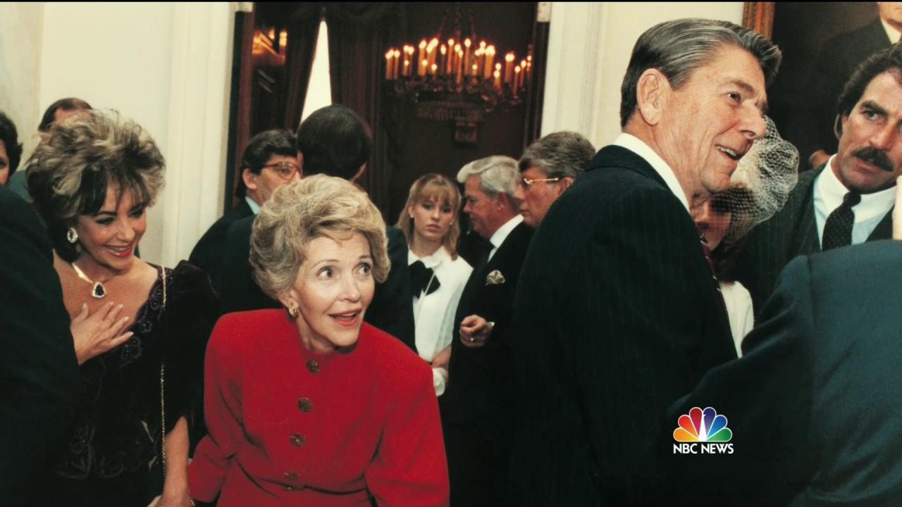 White House Photographer Reflects on Private Side of the Reagans