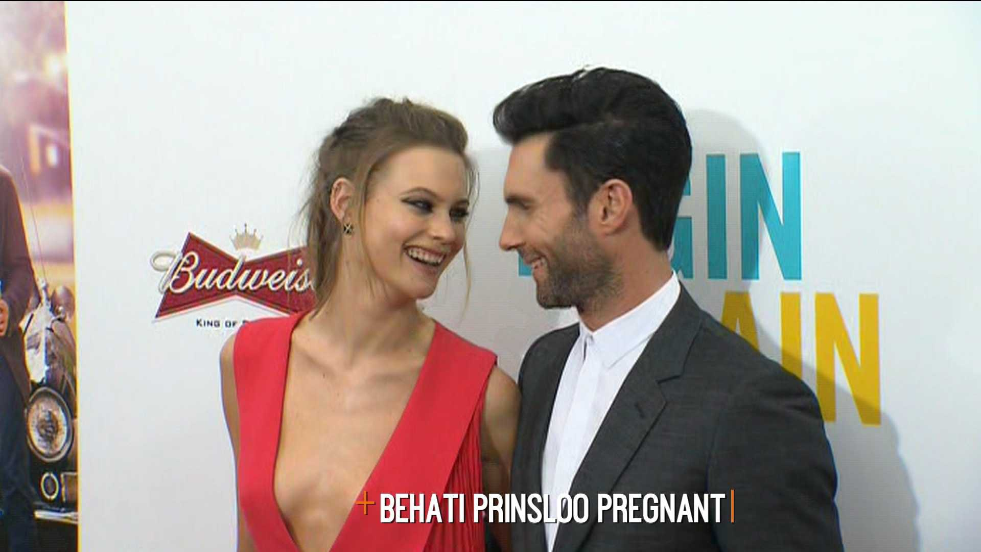 Behati Prinsloo and Adam Levine Expecting First Child