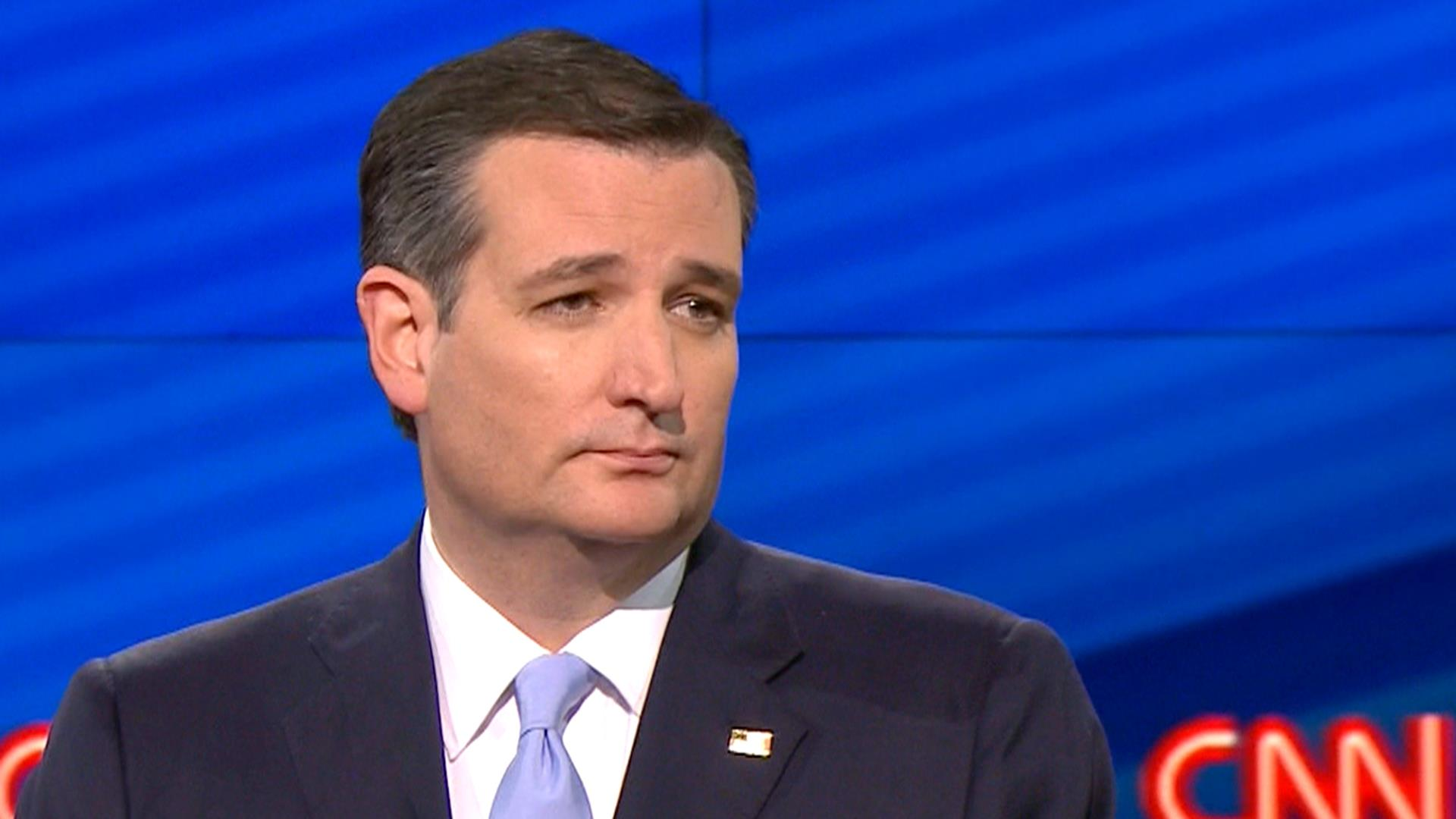 Cruz: Only Two of Us Have Path to Nomination