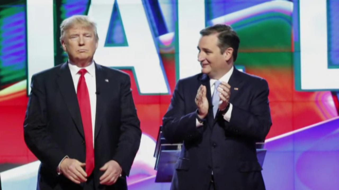 GOP Candidates Debate Issues Instead of Insults