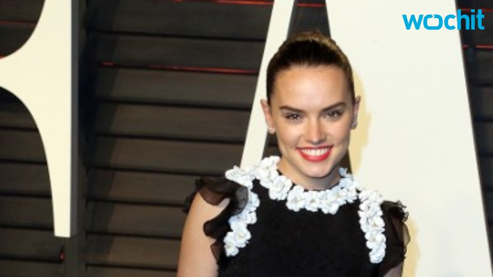 Daisy Ridley Could Be the Next Tomb Raider!