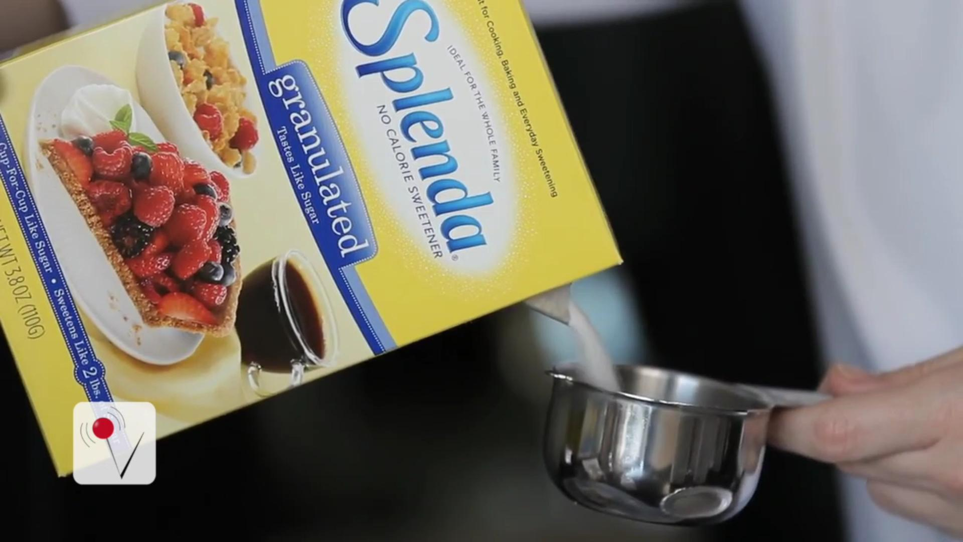 New Study Links Splenda to Cancer