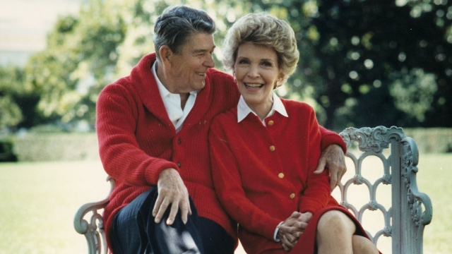 The Reagans' Legacy on HIV/AIDS Is Not as Rosy as Clinton Remembered