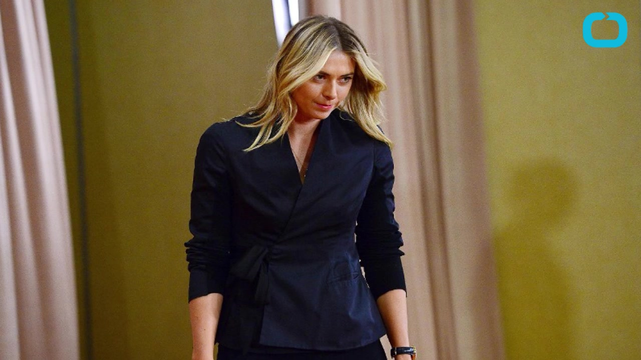 Sharapova Shows No Shyness Over Shaming Media