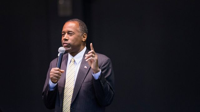 Carson Says Trump 'Didn't Really Believe' His Own Rhetoric