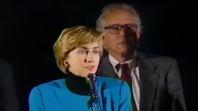 Where Did Sanders Stand on Health Care in the '90s? Behind Clinton