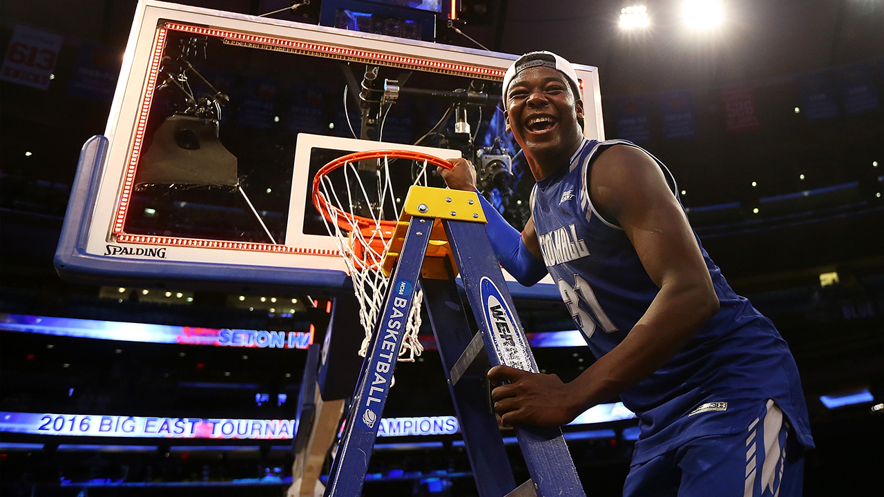 Seton Hall Cuts Down the Net at the Big East Tournament