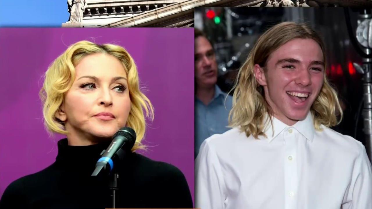 Madonna Breaks Down on Stage Amid Custody Battle
