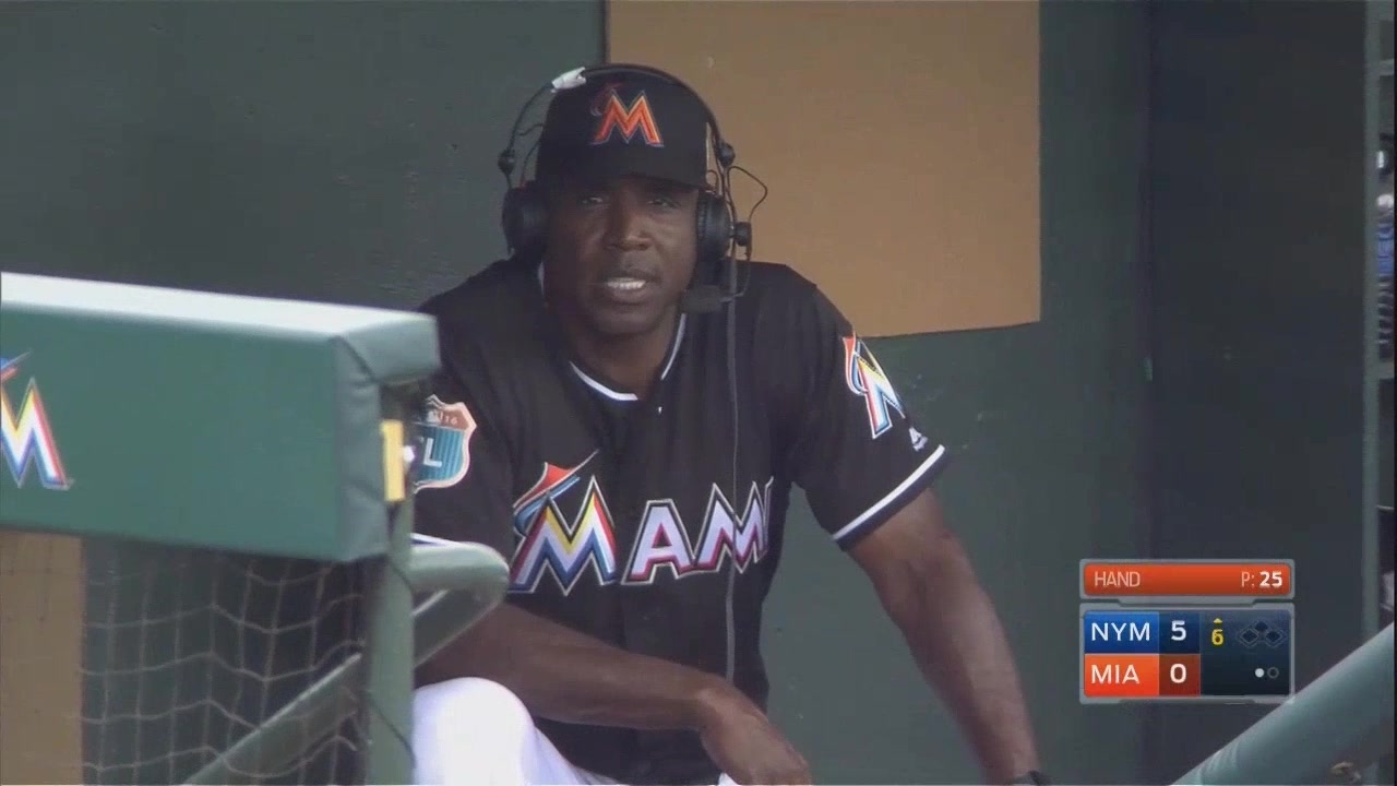 Barry Bonds Trying to Bring Value to Marlins Hitters