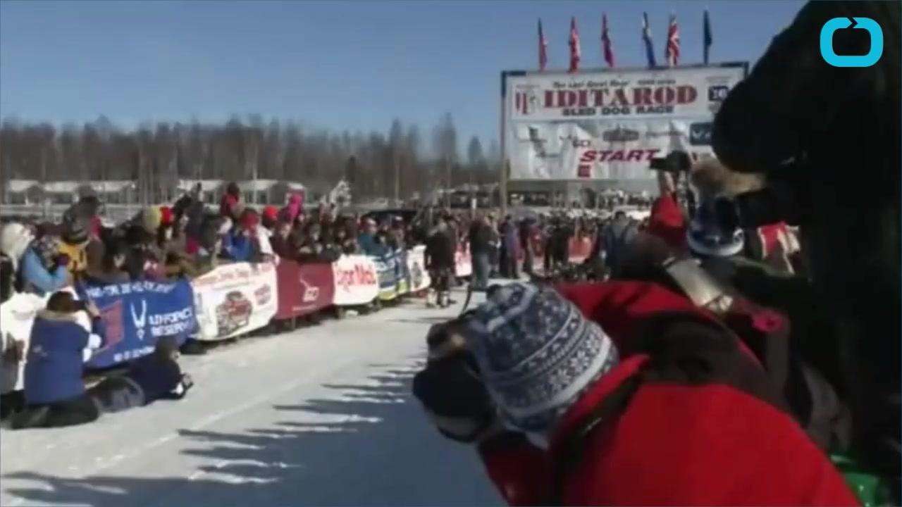 Iditarod Lead Musher Is Defending Champion