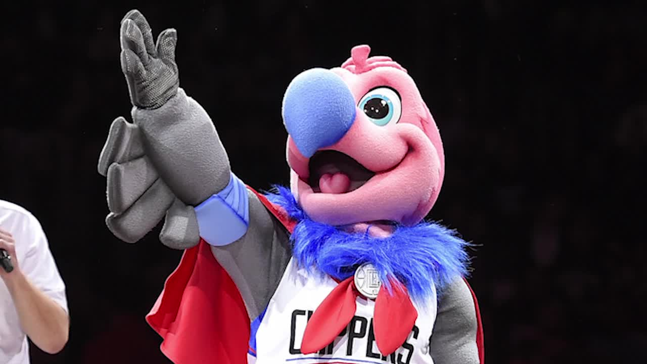 Kanye West Wants to Design a New Mascot for the Clippers