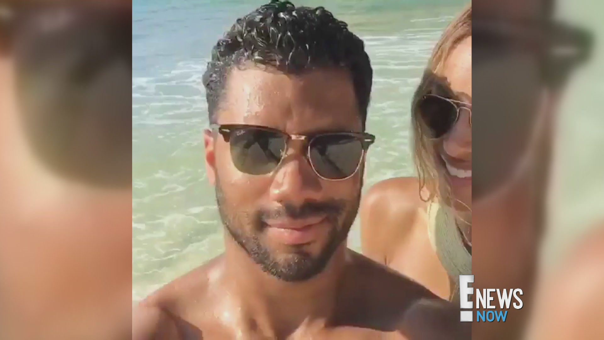 Ciara and Russell Wilson's Sweet Post-Engagement Video