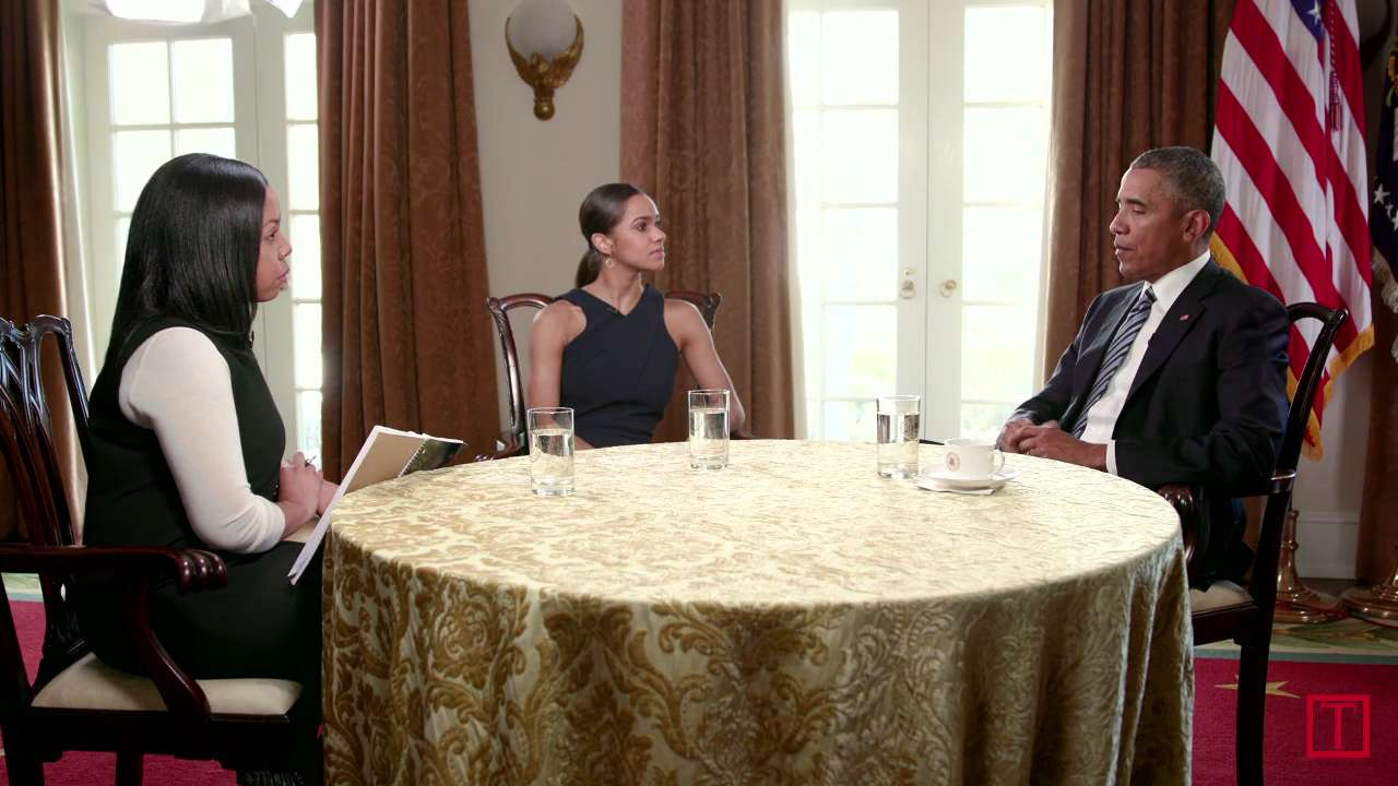 President Barack Obama and Misty Copeland in Conversation