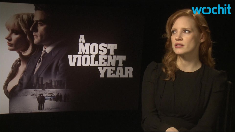 Jessica Chastain Debunks Rumors of Feud With Jennifer Lawrence
