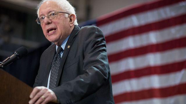 Trump's Opening Speaker Says Bernie Sanders Needs to Come to Jesus