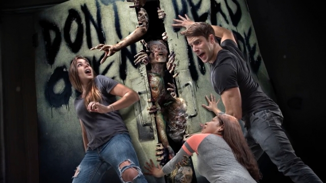 'The Walking Dead' Zombies Are Invading Universal Studios Hollywood