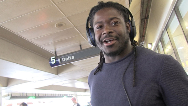 Green Bay Packers running back Eddie Lacy looks lean