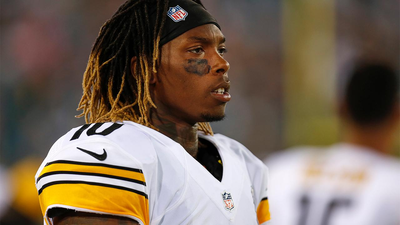 Steelers WR Martavis Bryant Suspended at Least One Year