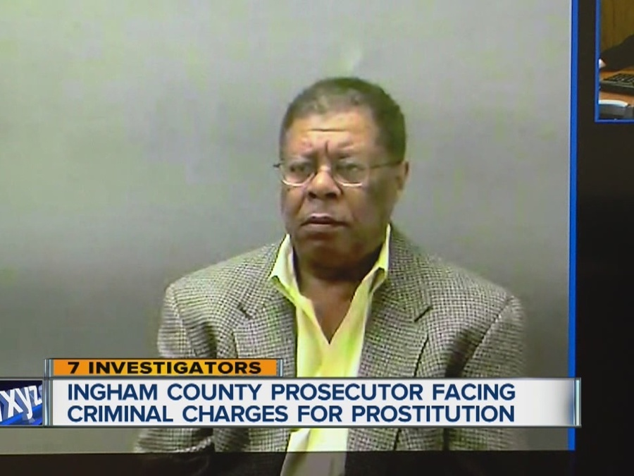 Ingham County Prosecutor Stuart Dunnings Facing Prostitution Charges