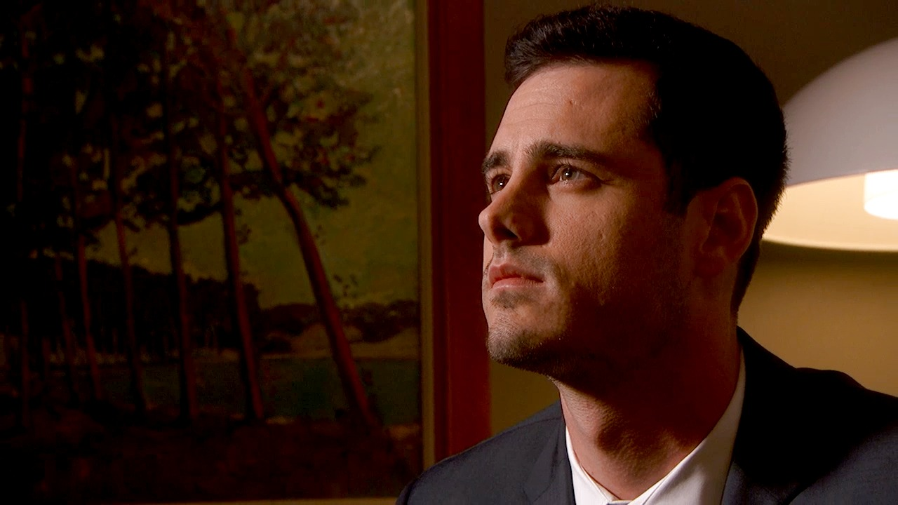 'Jimmy Kimmel Live!': Bachelor Ben Higgins Staring at Nothing