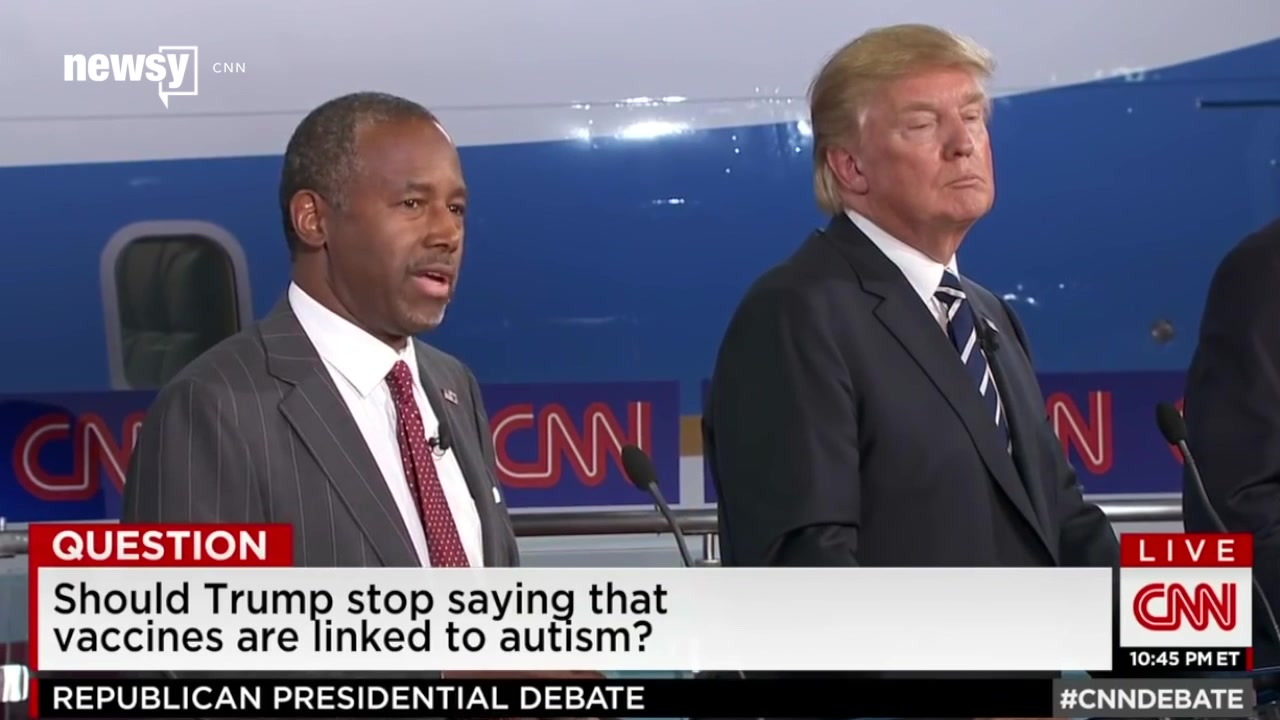 Ben Carson's Endorsement of Donald Trump Comes With a Few Caveats