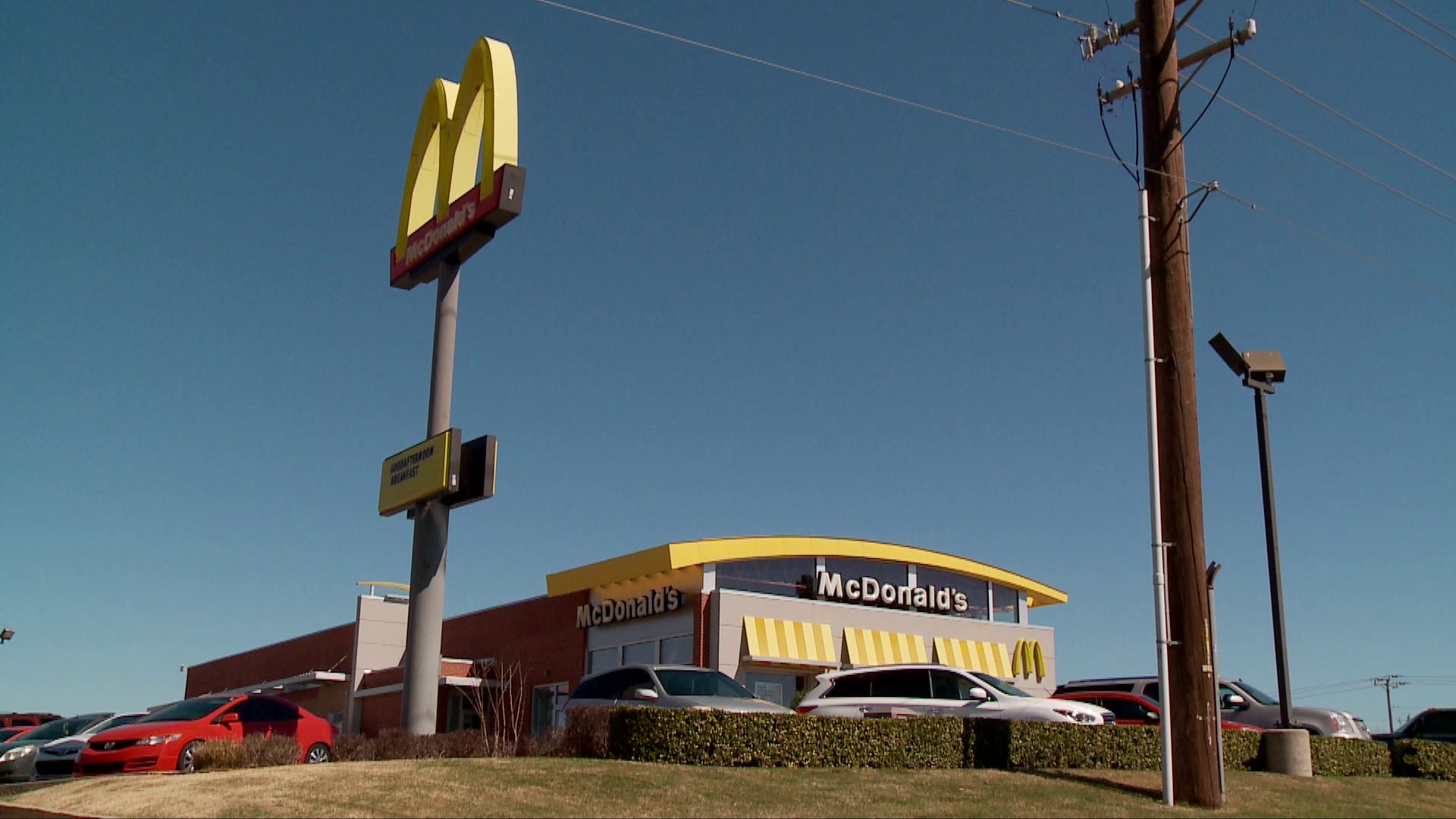 Toddler Finds Syringe in Play Area of Oklahoma McDonald's