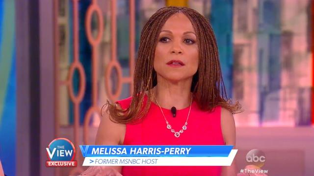 Melissa Harris-Perry Compares MSNBC To A 'Cheating Boyfriend'