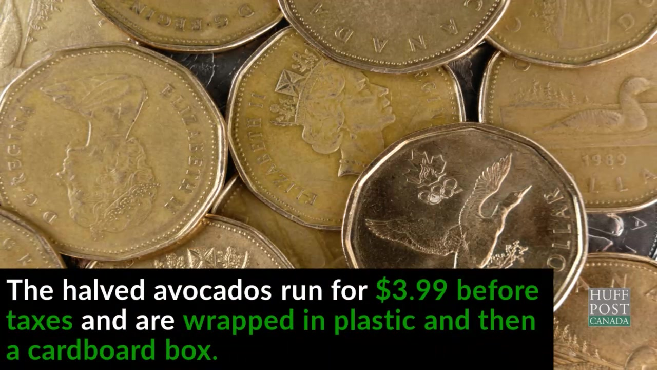 Sobeys Is Selling Avocado Halves and It's Blowing People's Minds