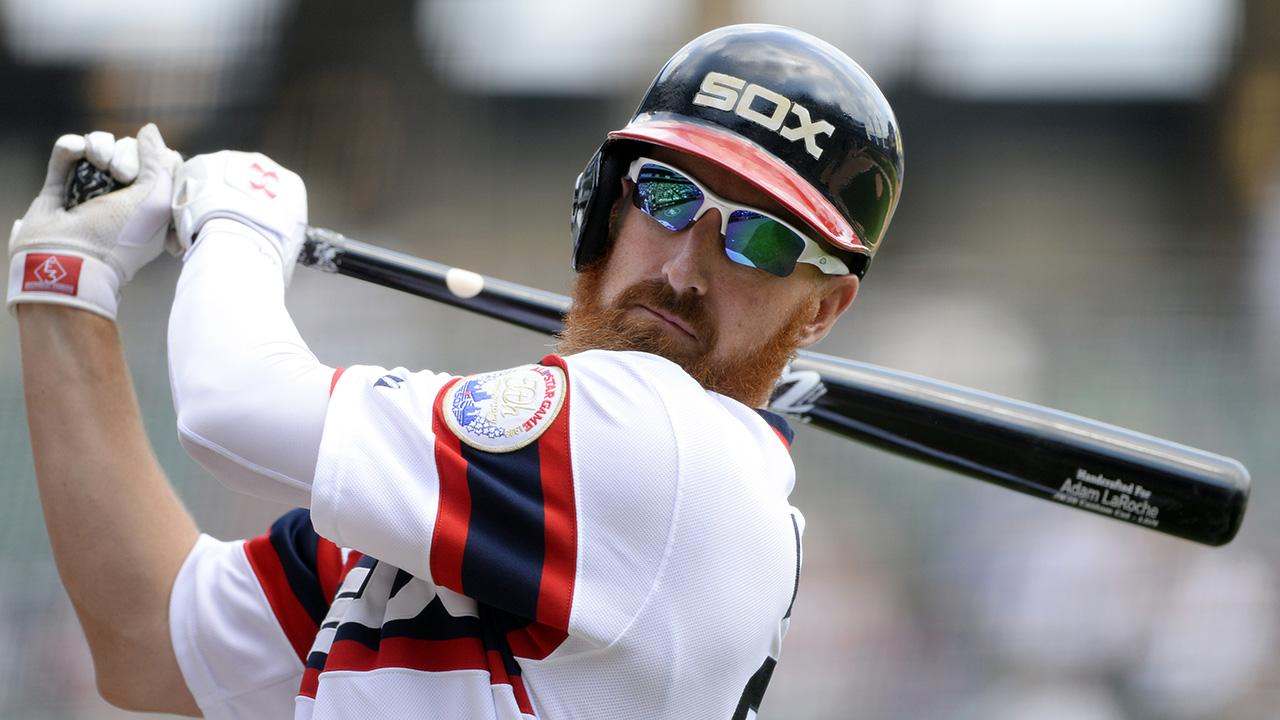 Adam LaRoche explains his decision to retire from baseball