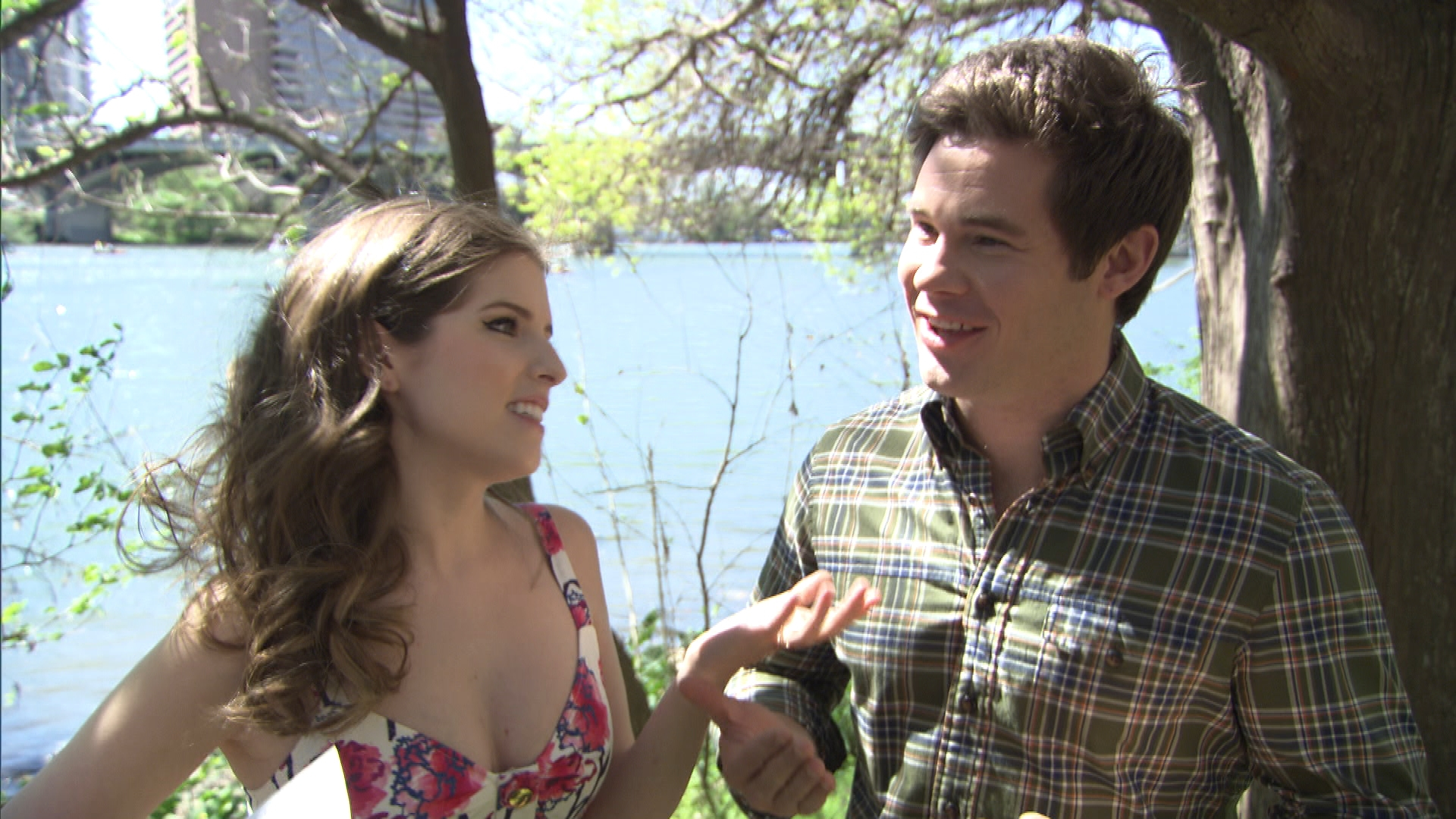 Anna Kendrick and Adam Devine Play 'Shag, Marry or Kill'
