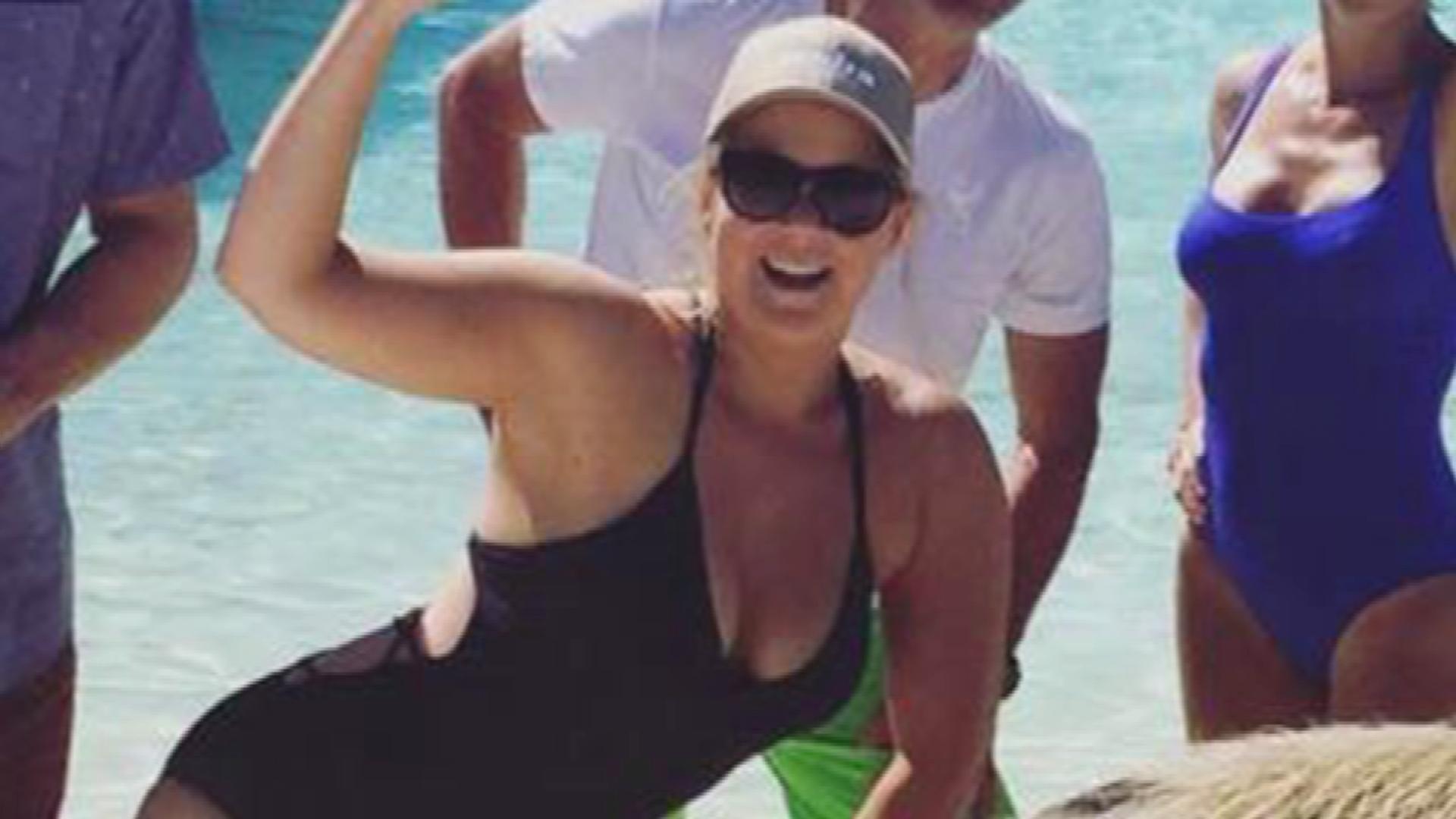 Amy Schumer's Beach Bod Is No Joke