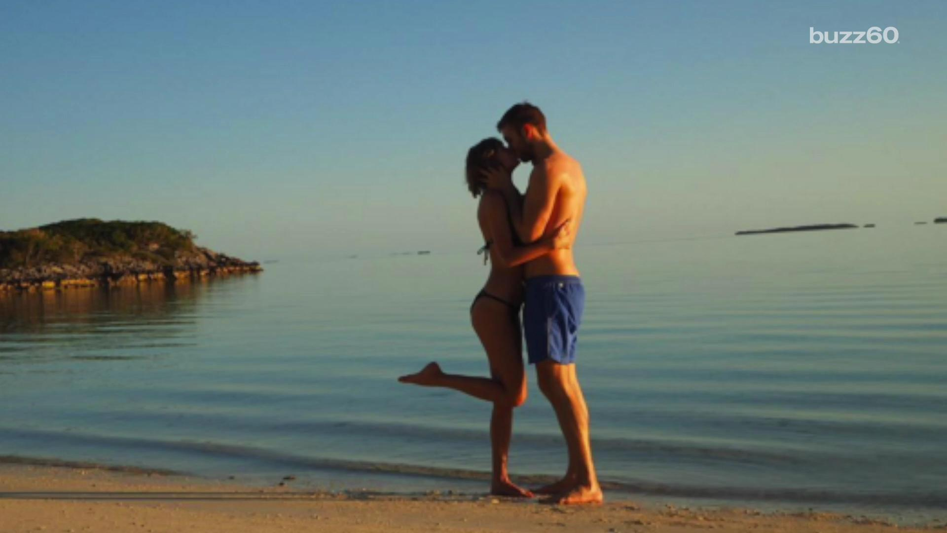 Taylor Swift Posts Intimate Photos of Her Secret Vacation with BF, Calvin Harris
