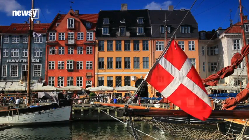 Denmark Is the Happiest Country in the World, New Report Says