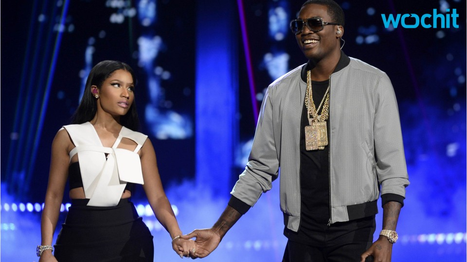 Nicki Minaj: I'm Not Engaged to Meek Mill Yet