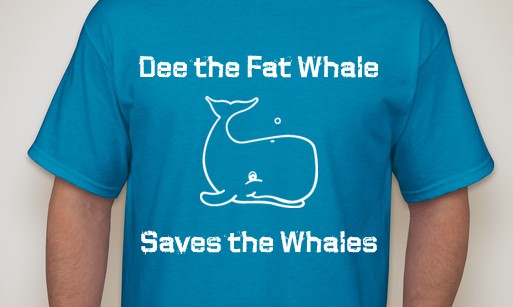 Teen Called 'Fat Whale' by Bullies Raises Money to Save Whales