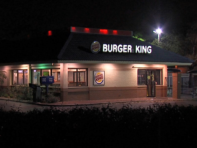 Live Roaches Force Immediate Closure of a Florida Burger King