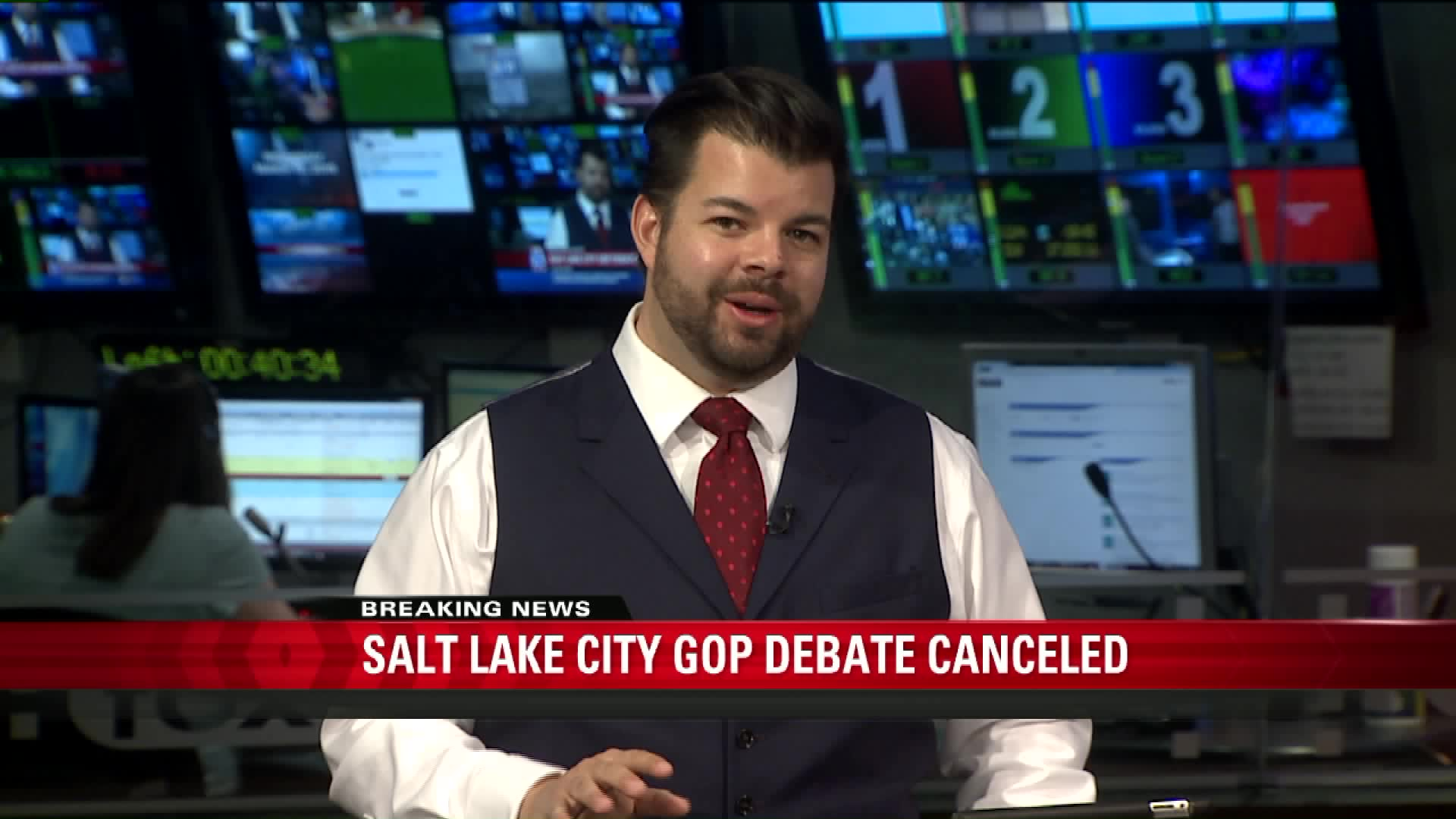 FOX News Cancels GOP Debate In Salt Lake City