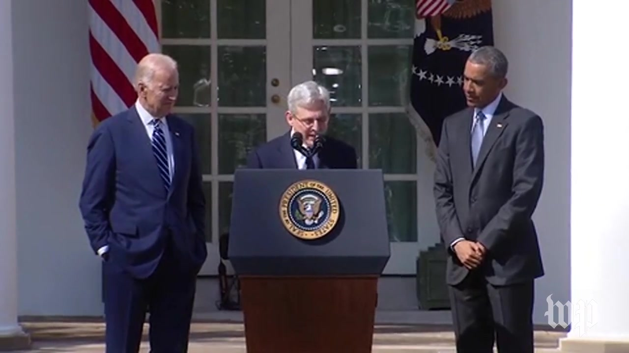 The Possible Strategy Behind Obama's Supreme Court Pick