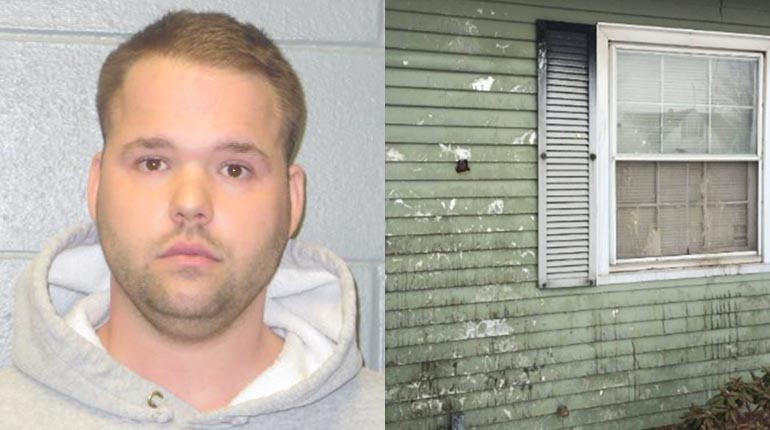 Man Arrested for Egging House More Than 100 Times