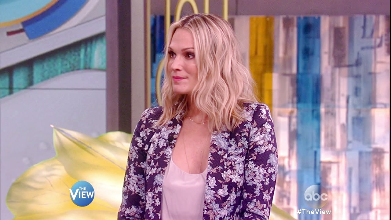 'The View': Molly Sims' Secrets to Getting Swimsuit Ready
