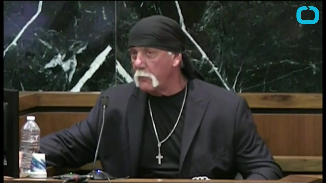 Testimony Of Woman Filmed Having Sex With Hulk Hogan Shown