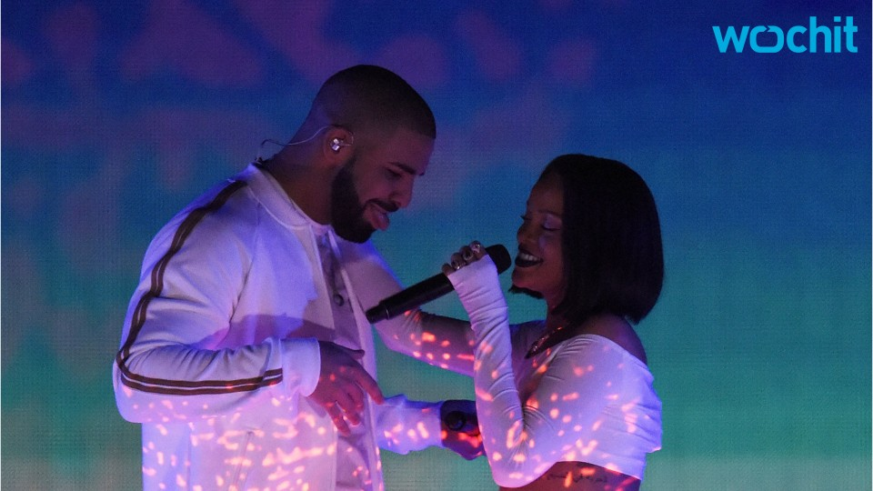 Drake Joined Rihanna on Stage