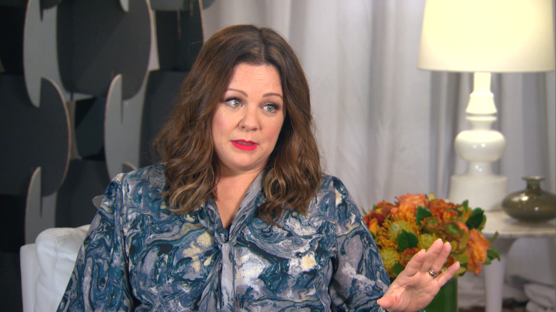 Melissa McCarthy Talks 'Gilmore Girls' Reunion